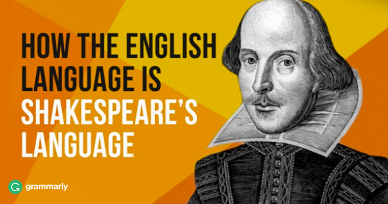 how did william shakespeare influence the english language