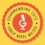 GrammoWriMo Writer