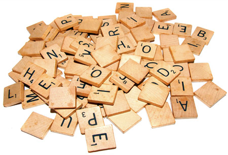 Scrabble, Scrabble Day, Grammarly, writers, games