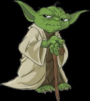 Yoda, Star Wars, Grammarly, English, speech, advice