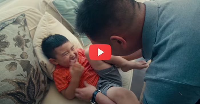 Father's Day, family, video, special