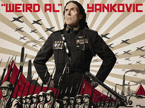 Weird Al, Mandatory Fun, Word Crimes, Grammarly