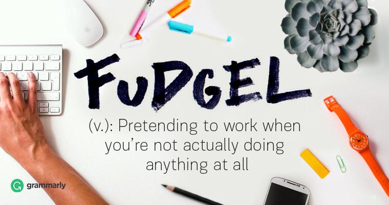 FUDGEL