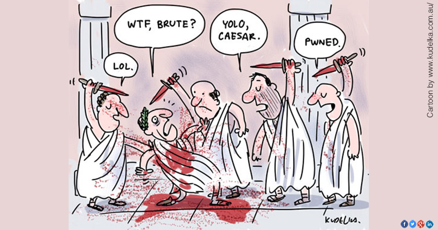Happy Ides of March!