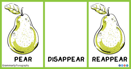 Learn Your Homophones: Pear, Pair, and Pare