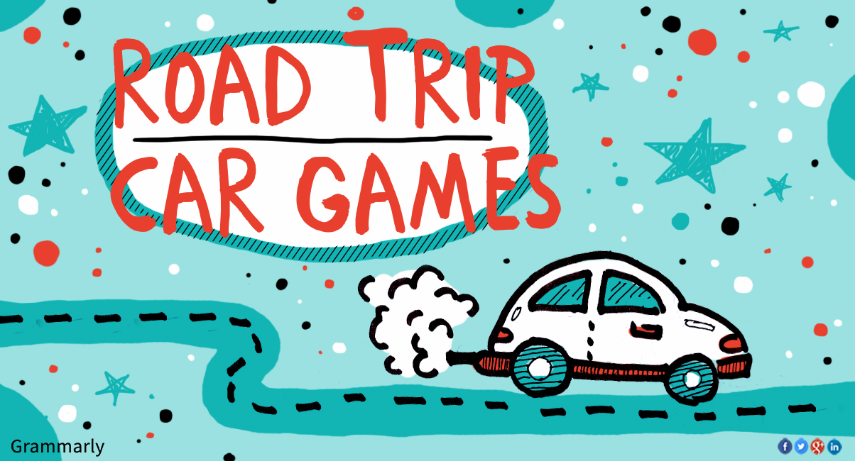 5 Word-Related Car Games for Your Next Road Trip | Grammarly Blog
