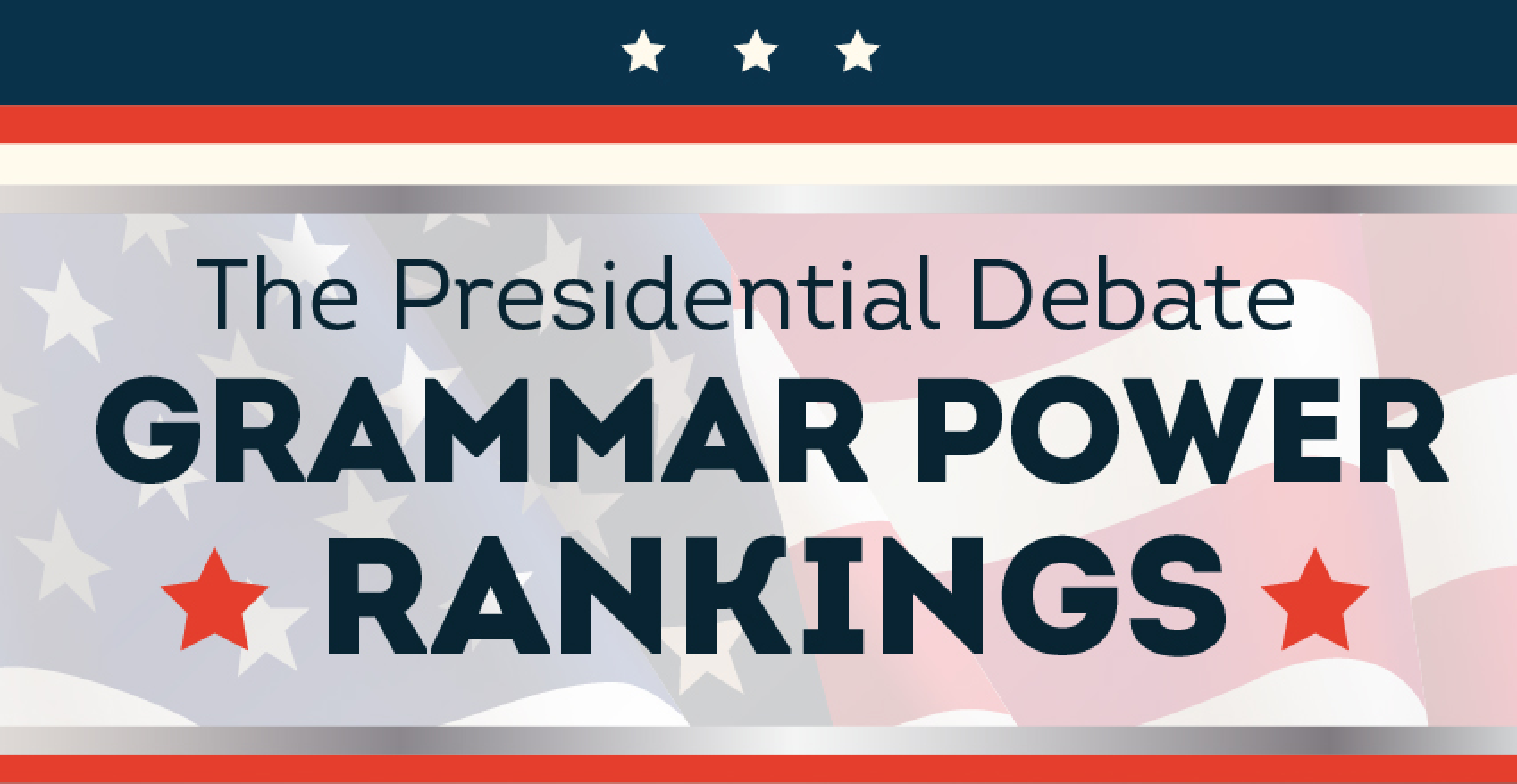 Presidential Debate Grammar Rankings Thumb