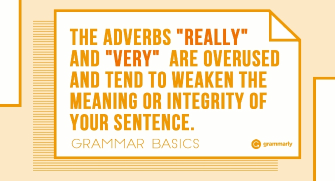 The adverbs