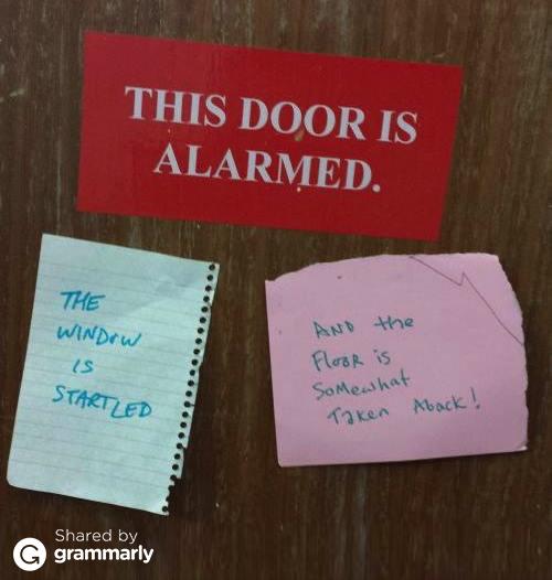 door-is-alarmed-window-is-startled-floor-somewhat