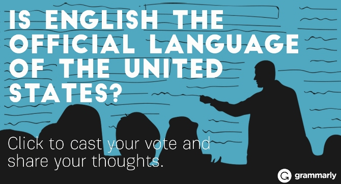 Is English the official language of the United States?