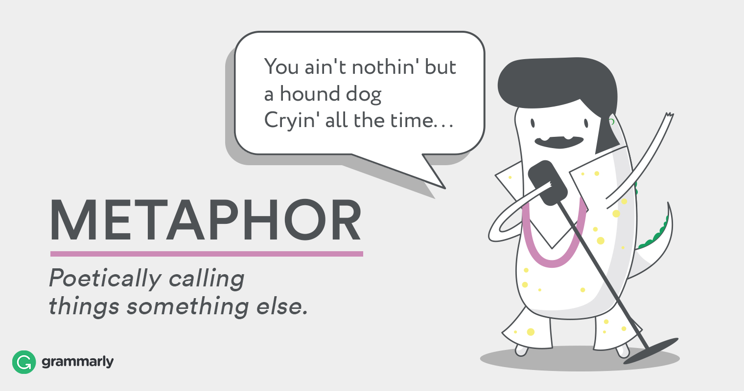 What Is A Metaphor? —Definition and Examples | Grammarly