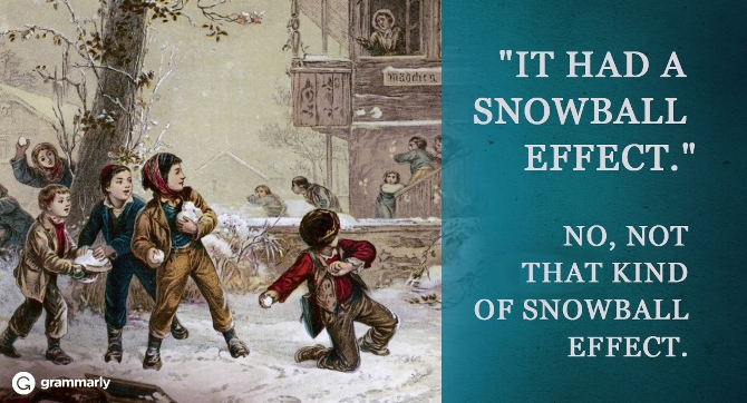 5 Amazing Winter Idioms and Their Etymologies