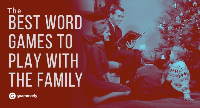 The Best Word Games to Play With the Family