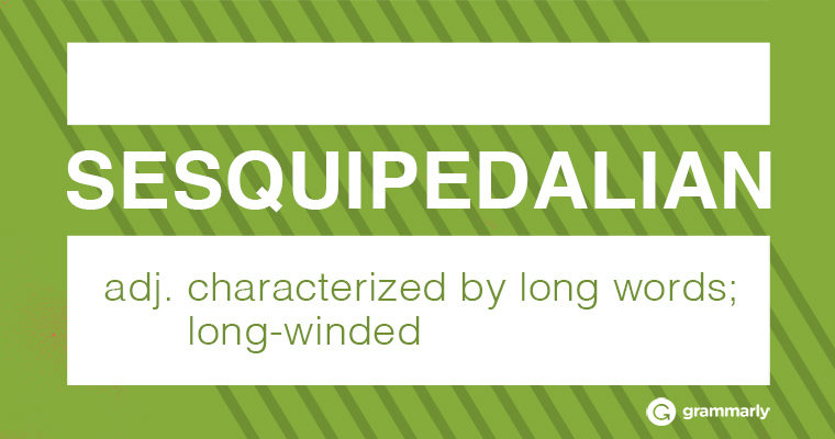 14 of the longest words in english | grammarly blog