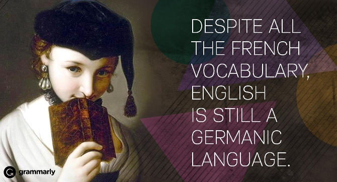 Why English Is a Germanic Language