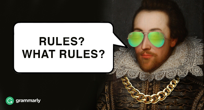 6 Times Authors Broke the Rules