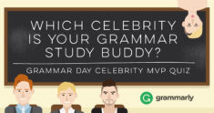 #GrammarDay Celebrity Personality Quiz: Is Your Grammar Like a Pop Star or a Comedian?