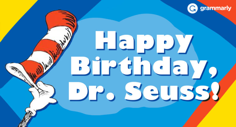 Four Life Lessons from Dr. Seuss