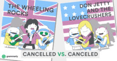 Canceled or Cancelled?