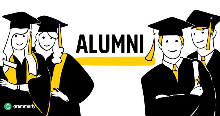 Alumna, Alumnae, Alumni, Alumnus—Don't Confuse Them | Grammarly