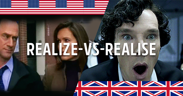 Realise or Realize? image