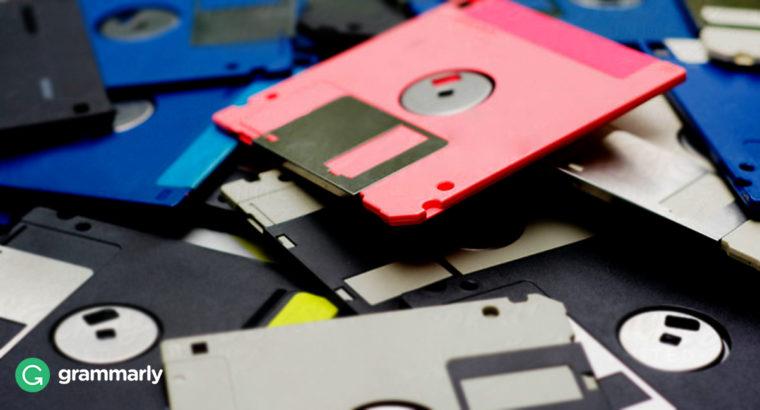 Disk vs. Disc