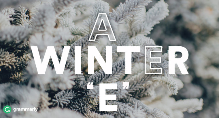 "Which Is Correct: ""Wintry"" or ""Wintery""?"