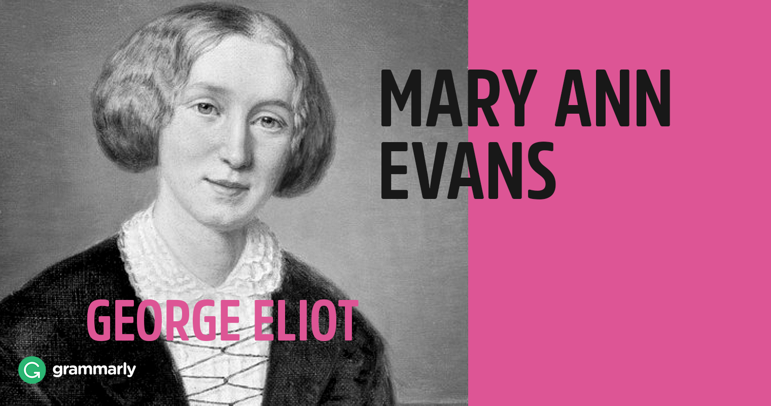 Mary Ann Evans and George Eliot