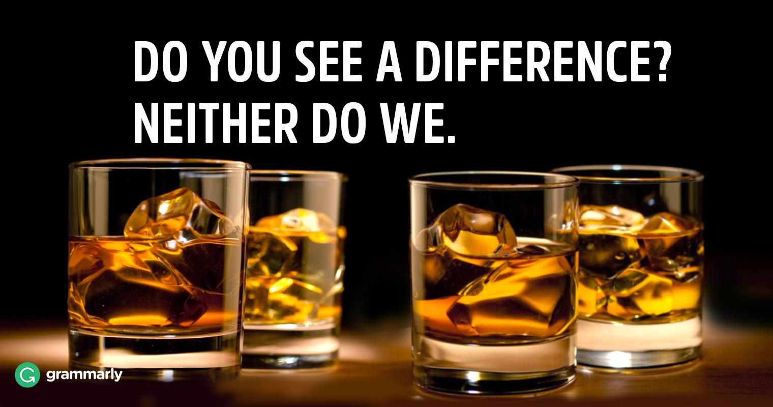 Whisky vs. Whiskey image