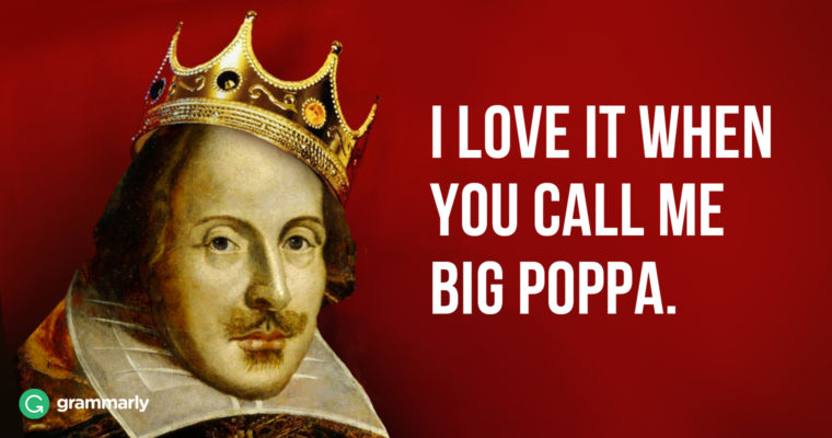 Is Shakespeare the Father of the English Language?
