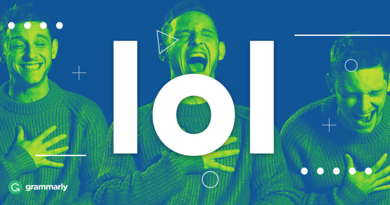 What Does Lol Mean? | Grammarly
