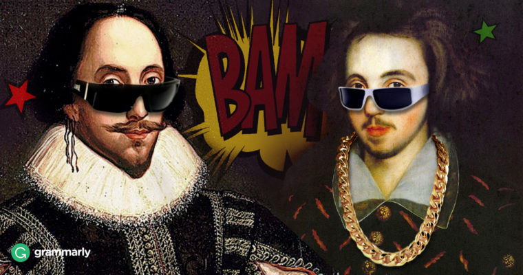 Marlowe Gets Credit as Shakespeare Co-Author