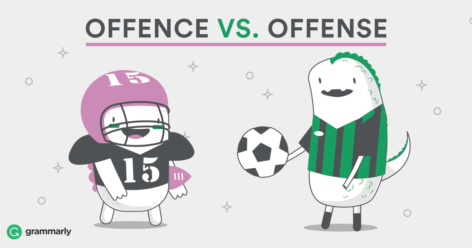 Offence vs. Offense—What Is the Difference? image