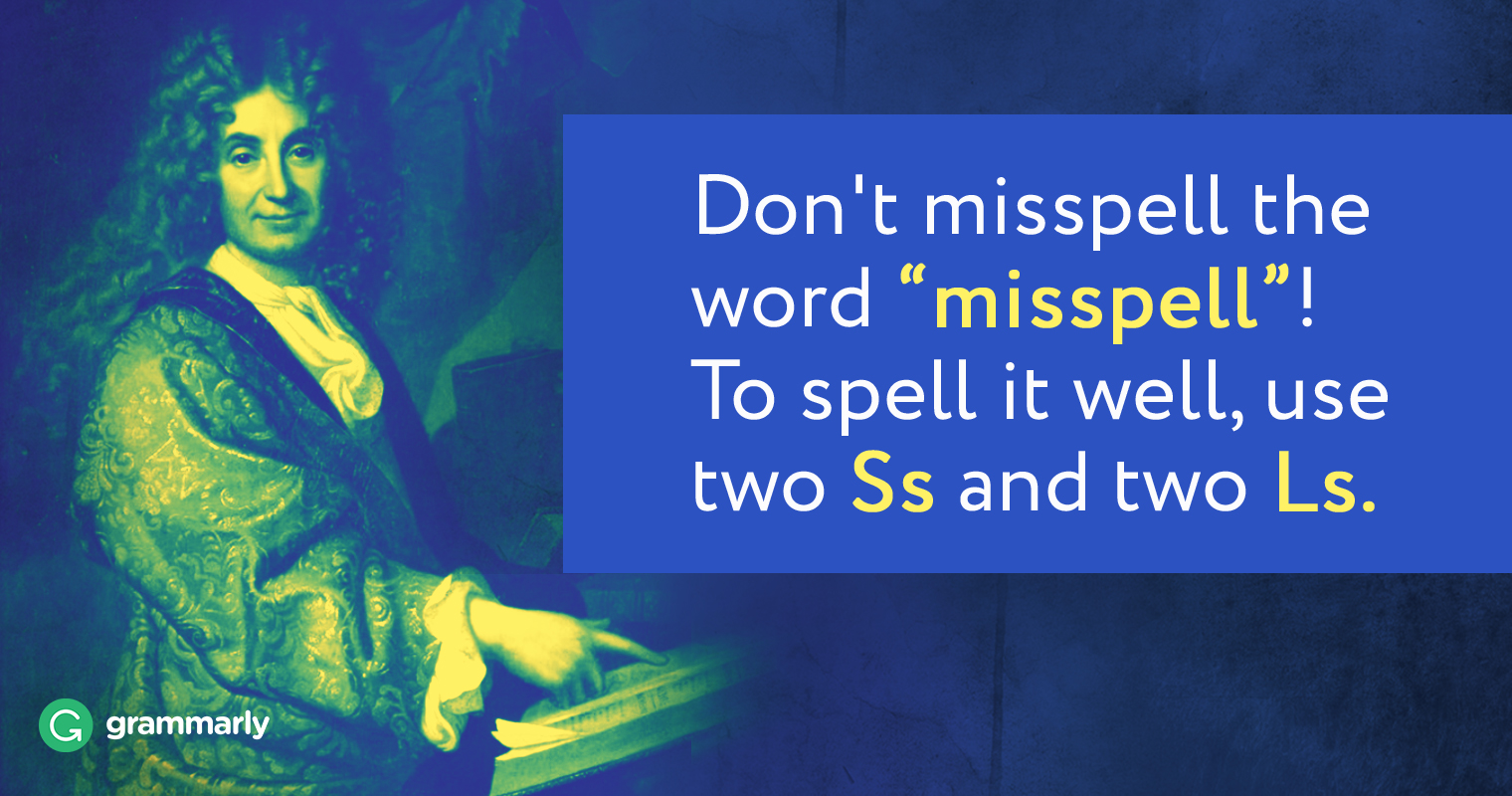 Misspell or Mispell—Which Is Correct image
