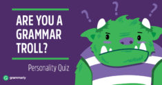 Are You a Bloggr Troll? Quiz