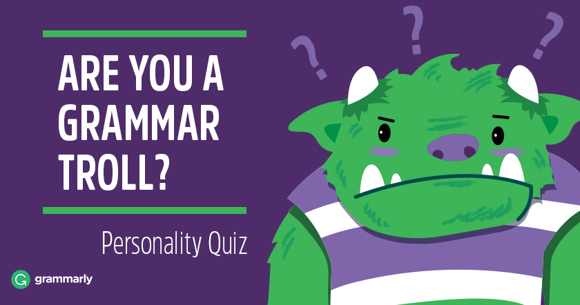 Are You A Bloggr Troll Quiz