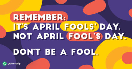 Why Do We Call April 1 April Fools' Day?