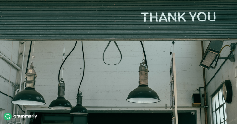 8 Ways to Show Gratitude at Work