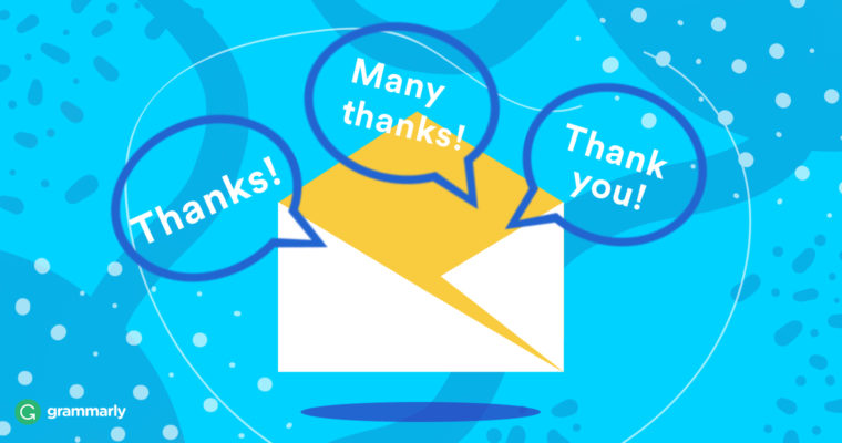Thank you email after an interview tips and examples grammarly how to write a thank you email after an interview according to experts expocarfo Choice Image