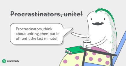 Image result for procrastinate