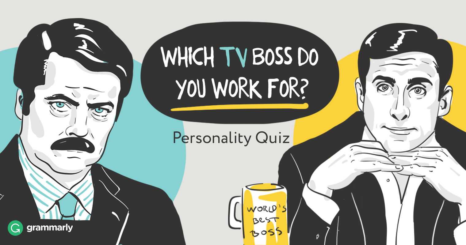 Which TV Boss Do You Work For? Quiz