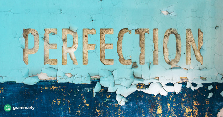 Is Being a Perfectionist Really a Good Thing?