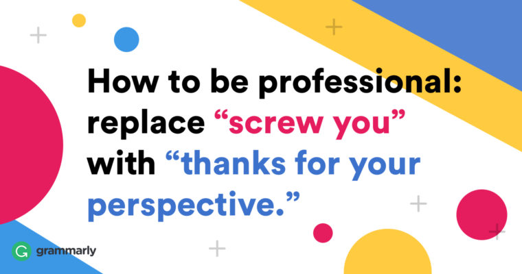 10 Words and Phrases to Never, Ever Use at Work