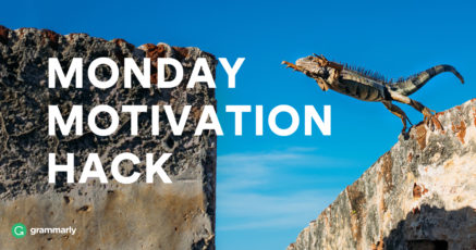 Monday Motivation Hack: Step Out of Your Comfort Zone