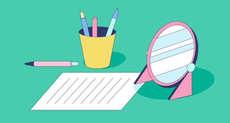 How to Write a Self-Evaluation