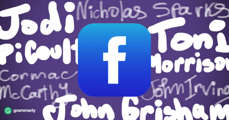 13 Professional Writers to Follow on Facebook
