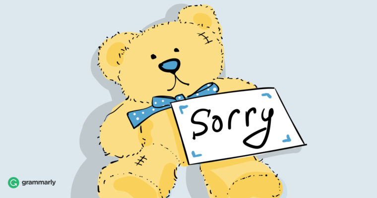 If You Want to Know How to Apologize, First Do This…