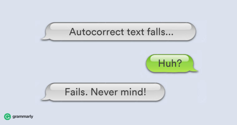 10 Autocorrect Text Fails You Need to See Right Now