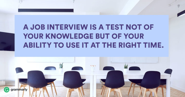 8 Honest Reasons You Didn't Make It Past the First Interview