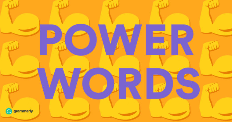 How Can Power Words Help You Land Your Dream Job?